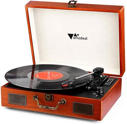 Qui a inventé un tourne disque?